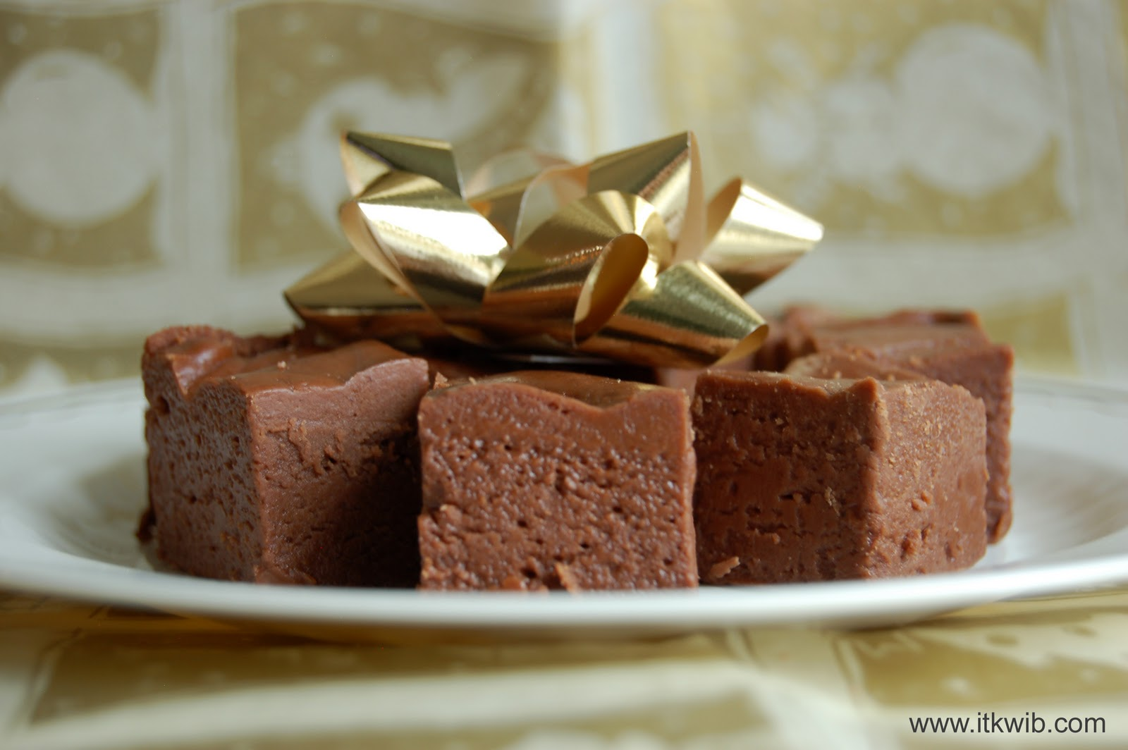 Rich and Creamy Chocolate Fudge | In The Kitchen Where I ...