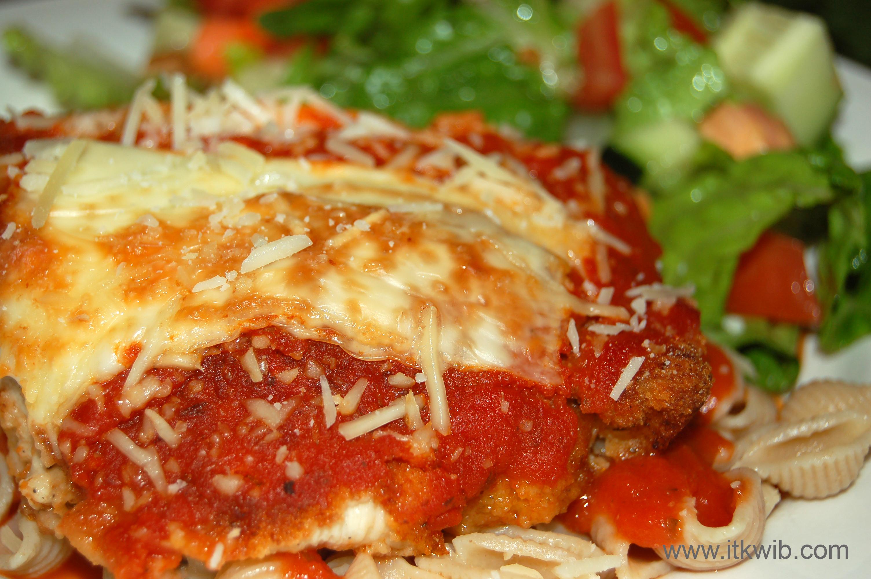 Chicken Parmigiana | In The Kitchen Where I Belong