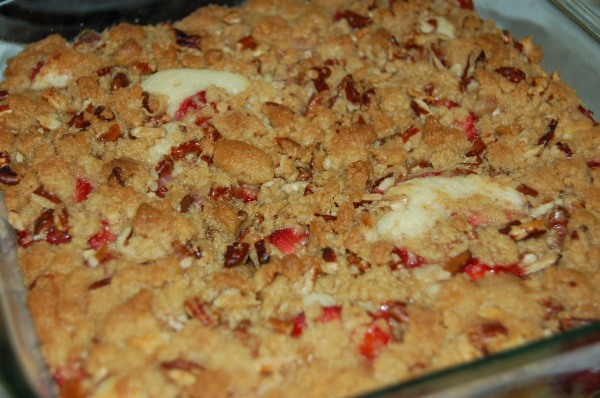 strawberry crumb cake 3